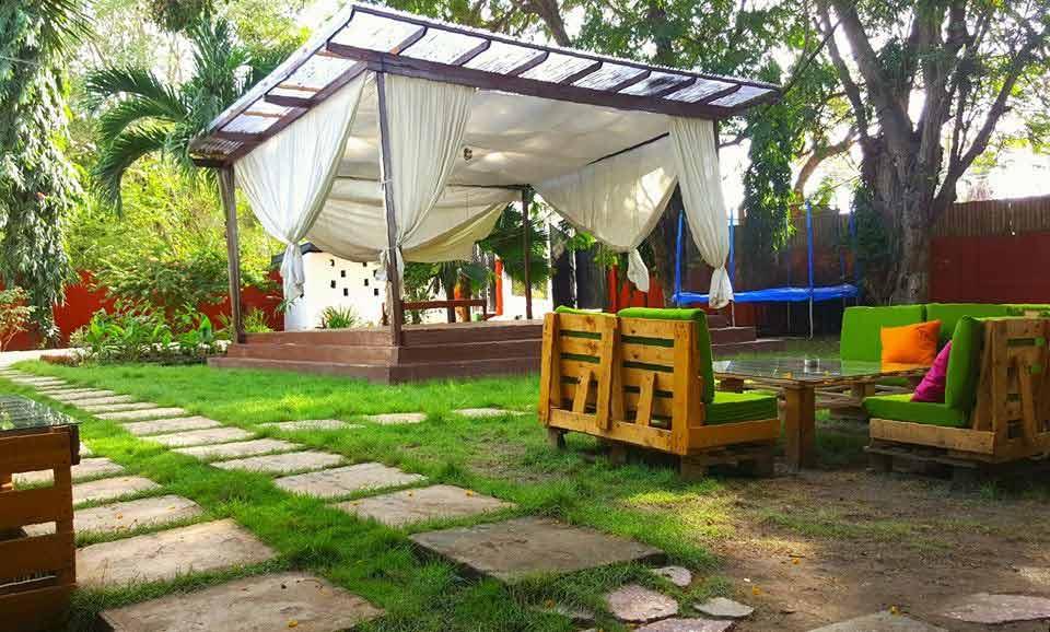 Zen Garden Brand Elmina