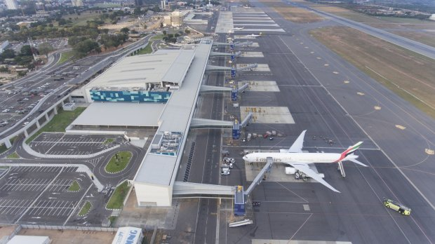 , Kotoka International Airport Open for International Flights, BRAND ELMINA