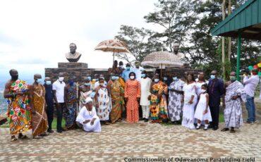 Group Photograph of dignitaries at the program