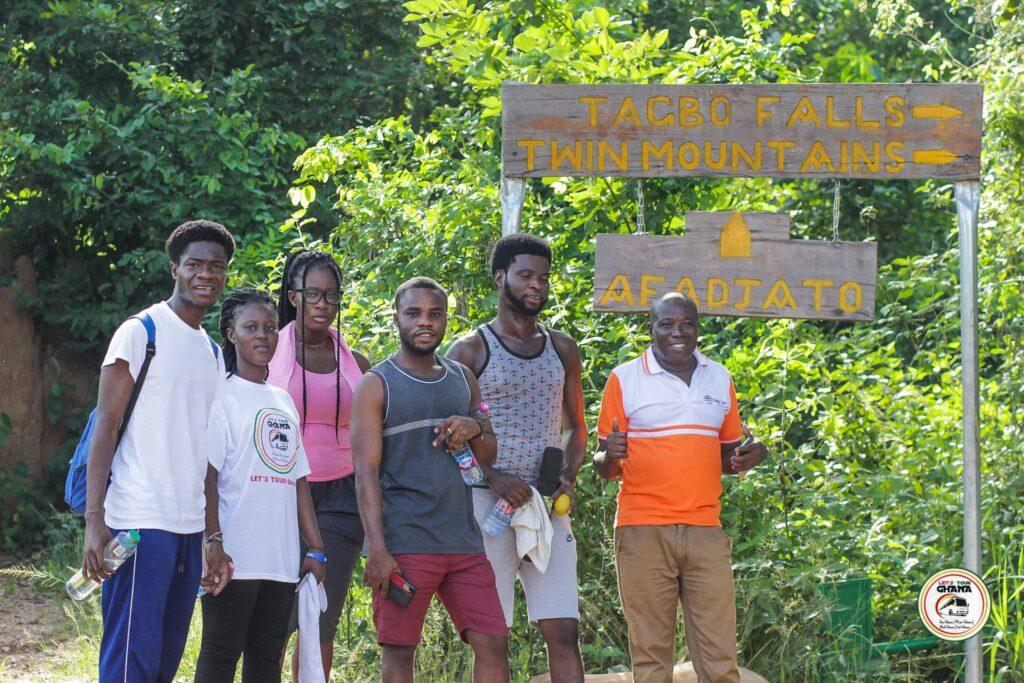 Experience the Volta Region, DOMESTIC TOURISM: LET'S TOUR GHANA EMBARKS ON VOLTA DELIGHT., BRAND ELMINA