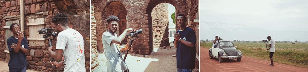 Ghanaian rapper drops banger, Monster On Earth Freestyle 02, BRAND ELMINA